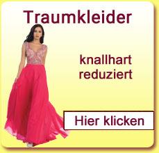 Abend-und Brautkleider knallhart reduziert