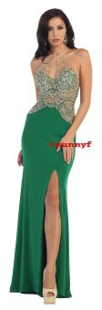 WOW Abiballkleid Misswahlenkleid Hollywoodkleid Red Carpet